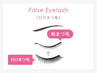 False Eyelish